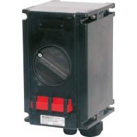 Ceag GHG263 特性:主电流开关