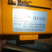 荷兰EL-O-Matic 180° P 系列机架和小齿轮气动阀执行器