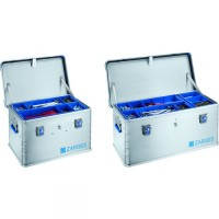 zarges地震救援队装备选用Eurobox轻便易携带铝制运输箱