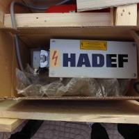 Hadef22/90单轨电动小车底盘系统型号介绍