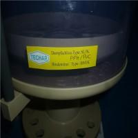 TECHAP 球形回流调节阀UVR