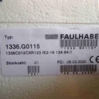 德国冯哈伯FAULHABER BXT系列扁平直流无刷电机价格