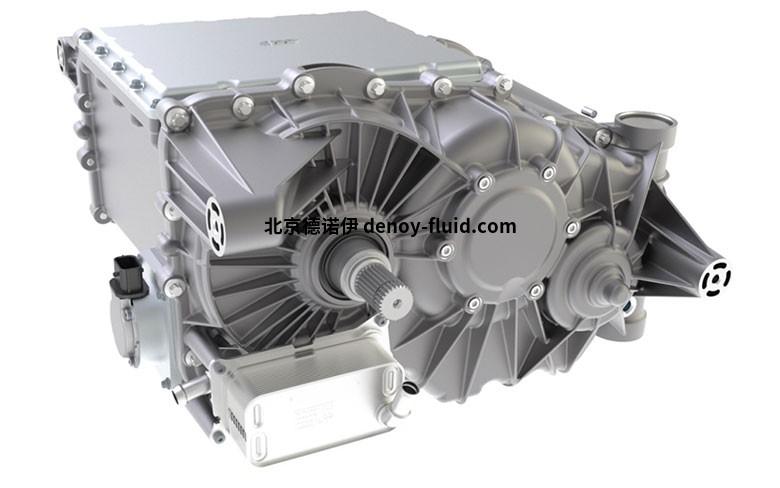 GKN大型纯电动汽车的模块化电驱动系统