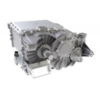 GKN电动汽车的模块化电驱动系统