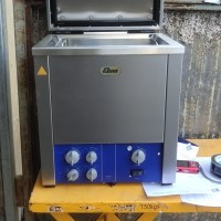 Elma多频超声波清洗机TI-H10 MF3用于敏感部件快速清洁