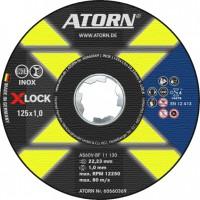 ATORN切割盘X-LOCK INOX 货号:76116250