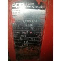 SSP PUMPS9630855996Spec N1-000L-H07 不锈钢旋片泵