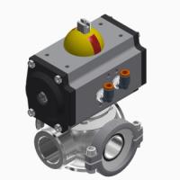 Burocco球阀VSP 3V   CS  FF(歧管)