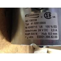 Kendrion D32-LOL-M-24VDC固定磁铁用于固定或夹紧铁磁工件