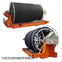 德国Conductix Wampfler应用于C型导轨的电缆拖令系统