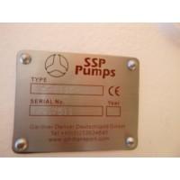 SSP PUMPS旋转凸轮泵 S6-0353-H07用于在实验室
