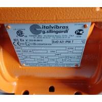 意大利Italvibras G. Silingardi振动电机MVSI 3/100-S02 FC