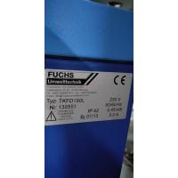 Fuchs TKFD190L过滤器用于吸附车间焊接烟雾