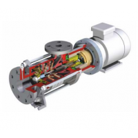 德国ALLWEILER AG中等压力三螺杆泵SM 系列