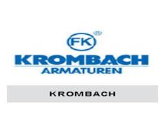 Krombach®金属座球阀的产品应用