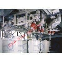 vibra振动槽和管输送机