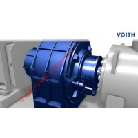 VOITH TURBO涡轮齿轮装置