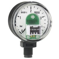 WIKA压力测量仪表/机械式压力测量仪表/黄铜压力表