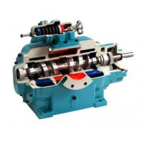 德国ALLWEILER 低压三轴双螺杆泵ALLUB RUV系列
