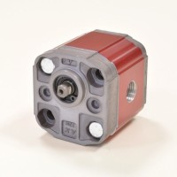 意大利Vivoil单向液压电机 ø 22 标准法兰格 - 集团 0