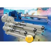 JESSBERGER泵 JESSBERGER离心泵偏心螺旋滚筒和容器泵JP-700 DR