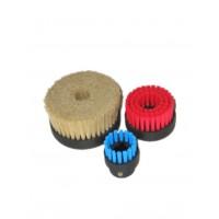 Mink-Bursten工业防静电刷子圆刷,盘刷价格优