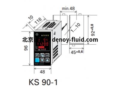 PMA工业与过程控制器   PMAKS40-1/ 42-1