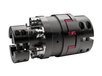 R+W 用于间接驱动的带键槽连接的 ST1 扭矩限制器 德国制造