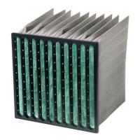 瑞典Camfil紧凑型过滤器GigaPleat NXDP (PH)