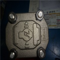 Roquet齿轮泵TKF EU52带电机参数详情