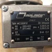 原装MiniMotor正品蜗轮蜗杆马达适用寿命长现货PARC260M2T