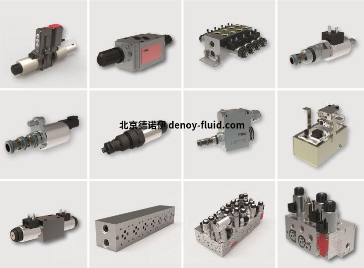 原厂供应德国ARGO-HYTOS电磁线圈和电子放大器