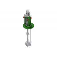德国 Dickow 带磁力联轴器的单级蜗壳泵 原装进口