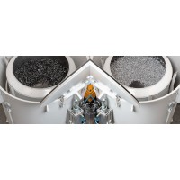 Steimel离心机POLARRPC带有批量充电参数详情