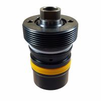 德国hydrokomp迷你工作支持 螺纹身体气缸