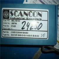 进口丹麦scancon不锈钢编码器 SCH86BXM
