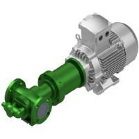 Dickow-类型 SC-单级或多级侧通道泵技术参数